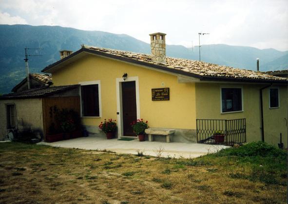Farmhouse Caramanico Terme