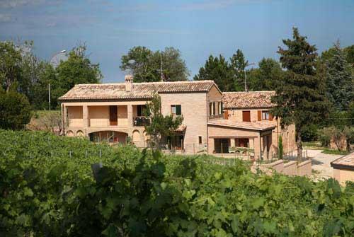 Farmhouse Montalto delle Marche