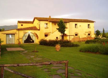 Farmhouse Alberoro di Monte San Savino