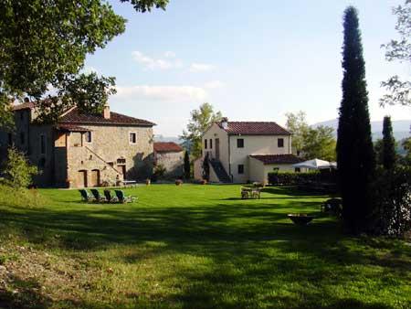 Farmhouse Anghiari