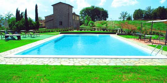 Farmhouse Anghiari