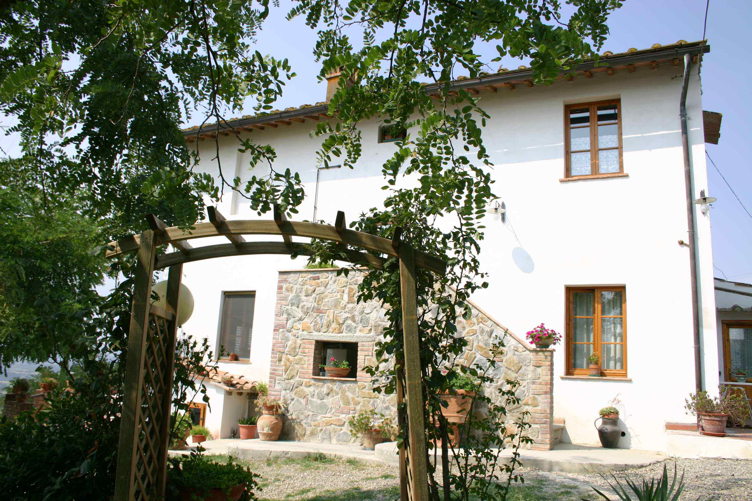 Farmhouse Castel Fiorentino