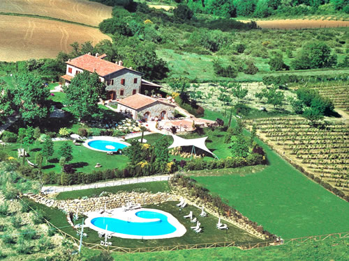 Farmhouse Gambassi Terme