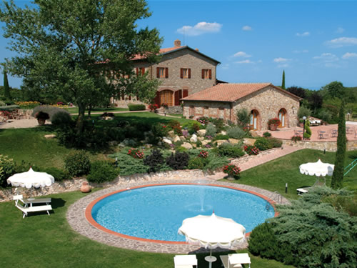 Farmhouse Gambassi Terme