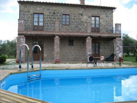 Farmhouse Pitigliano