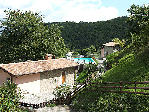 Farmhouse Molazzana