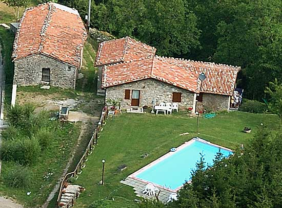 Farmhouse Gallicano