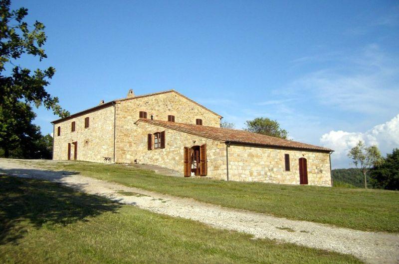 Farmhouse Monteverdi Marittimo