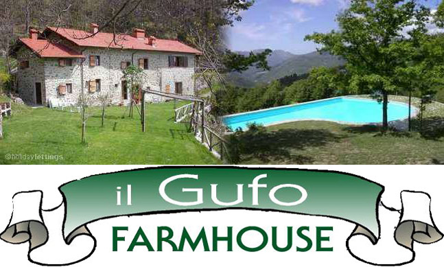 Farmhouse San Marcello Pistoiese