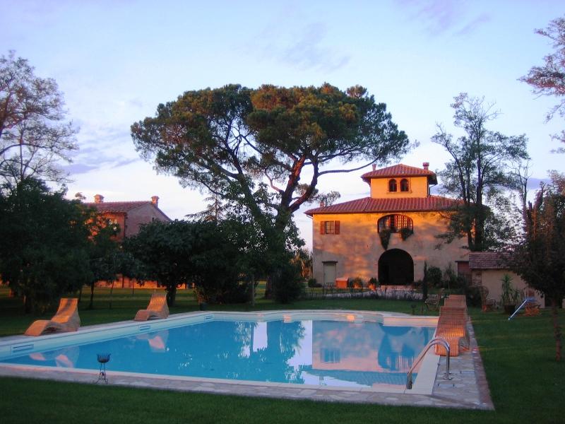 Farmhouse Sarteano