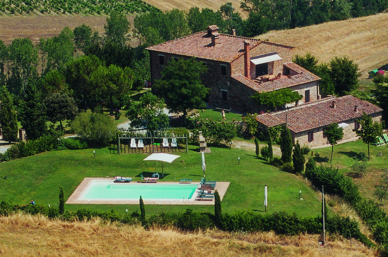 Farmhouse Montepulciano