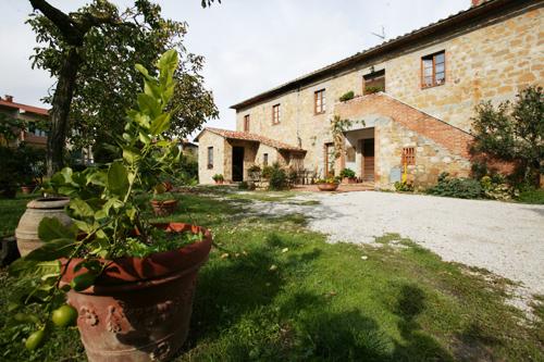 Farmhouse Pienza