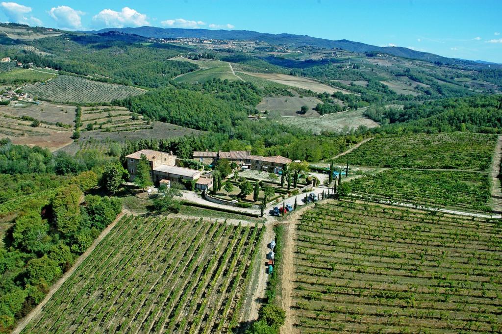 Farmhouse Castellina in Chianti